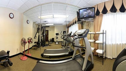 Fitness Facility | Holiday Inn Express & Suites Abilene