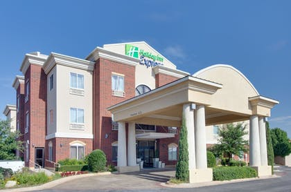 View from Property | Holiday Inn Express & Suites Abilene