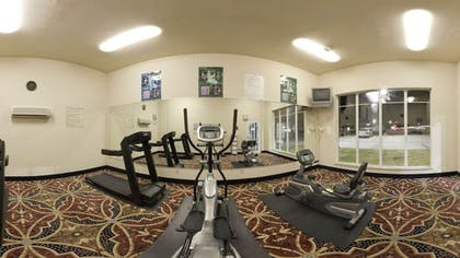 Fitness Facility | Holiday Inn Express Hotel & Suites Corsicana