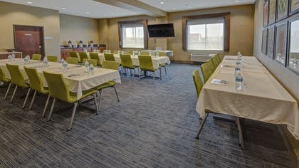 Meeting Facility | Holiday Inn Express Hotel & Suites Corsicana