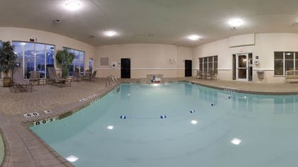 Indoor Pool | Holiday Inn Express Hotel & Suites Corsicana