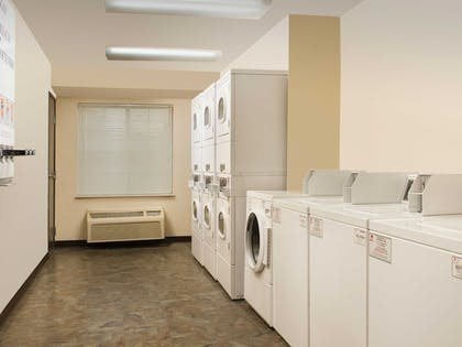 Laundry Room | WoodSpring Suites Oklahoma City Southeast