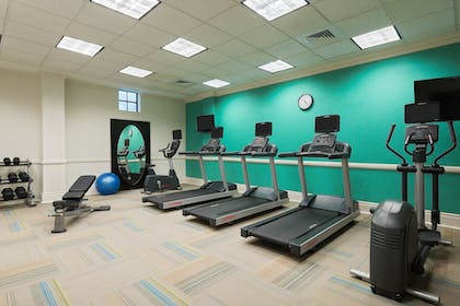 Fitness Facility | Holiday Inn Express Hotel & Suites Ft. Lauderdale-Plantation
