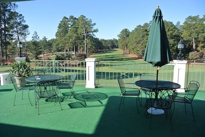 Terrace/Patio | Mid Pines Inn & Golf Club