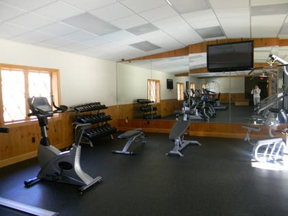 Fitness Facility | Mid Pines Inn & Golf Club