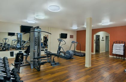 Fitness Facility | Oxford Suites Boise