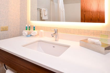 In-Room Amenity | Holiday Inn Express Hotel & Suites Urbana-Champaign