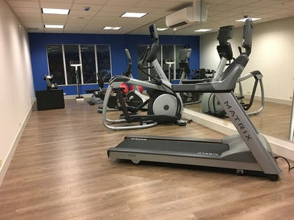 Fitness Facility | Holiday Inn Express Hotel & Suites Urbana-Champaign