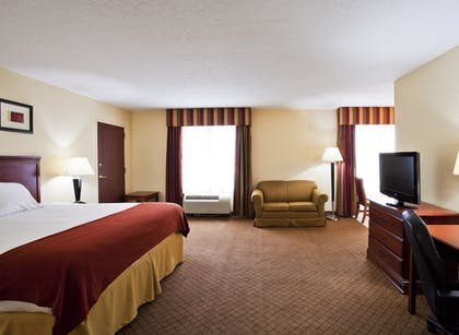 Guestroom | Holiday Inn Express St. Petersburg North (I-275)