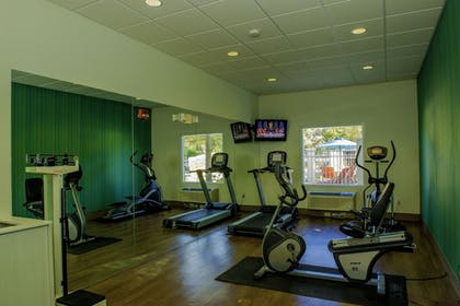 Fitness Facility | Holiday Inn Express St. Petersburg North (I-275)