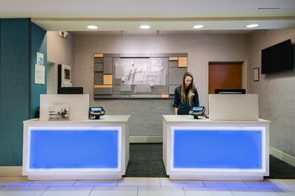 Lobby | Holiday Inn Express Hotel & Suites Rocky Mount