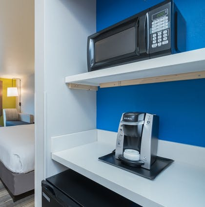 Coffee and/or Coffee Maker | Holiday Inn Express Hotel & Suites Rocky Mount