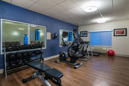 Fitness Facility | Holiday Inn Express Hotel & Suites Rocky Mount