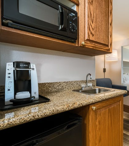 Private Kitchen | Holiday Inn Express Hotel & Suites Rocky Mount