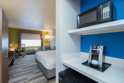 Room | Holiday Inn Express Hotel & Suites Rocky Mount