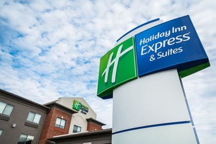 Exterior | Holiday Inn Express Hotel & Suites Rocky Mount