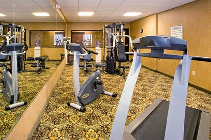 Fitness Facility | Holiday Inn Express & Suites Rio Grand