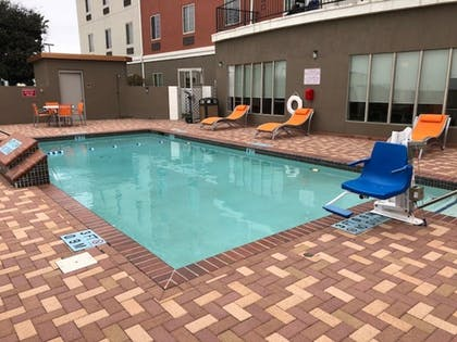 Pool | Holiday Inn Express & Suites Rio Grand