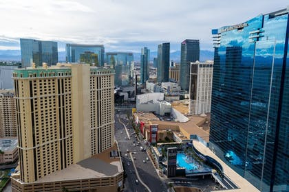 City View   The Signature at MGM Grand