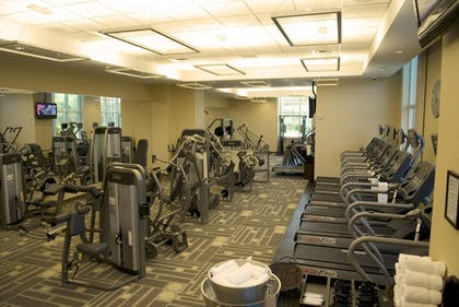 Fitness Facility   The Signature at MGM Grand