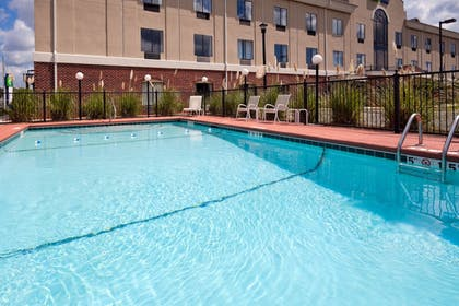 Pool | Holiday Inn Express Hotel & Suites Pell City