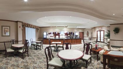 Breakfast Area | Holiday Inn Express & Suites Woodward