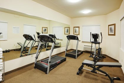 Fitness Facility | Holiday Inn Express & Suites Woodward
