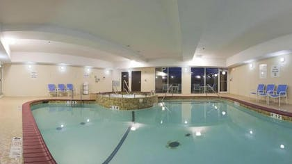 Indoor Pool | Holiday Inn Express & Suites Woodward