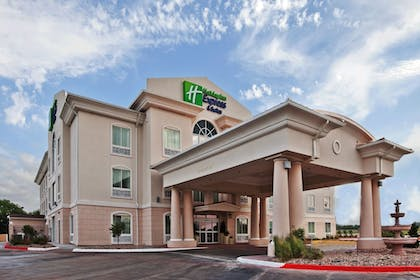 Exterior | Holiday Inn Express & Suites Woodward