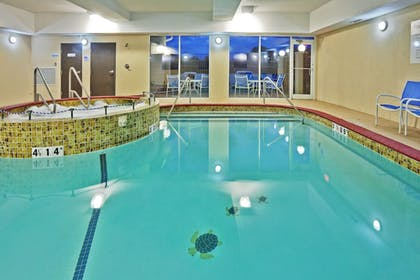 Pool | Holiday Inn Express & Suites Woodward
