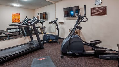 Fitness Facility | Best Western Plus Wakeeney Inn & Suites