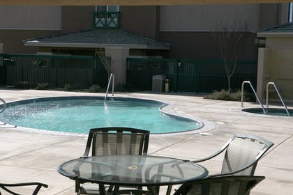 Pool | Holiday Inn Express Hotel & Suites Tehachapi