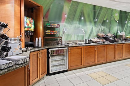 Restaurant | SpringHill Suites by Marriott Knoxville at Turkey Creek