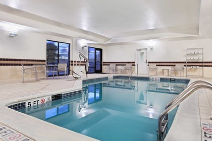 Sports Facility | SpringHill Suites by Marriott Knoxville at Turkey Creek