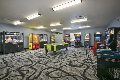 Game Room | Best Western Plus Blaine at the National Sports Center