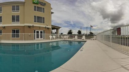 Outdoor Pool | Holiday Inn Express Hotel & Suites Brooksville West