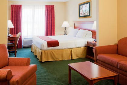 Guestroom | Holiday Inn Express Hotel & Suites Brooksville West