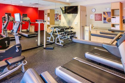 Fitness Facility | TownePlace Suites by Marriott Thousand Oaks