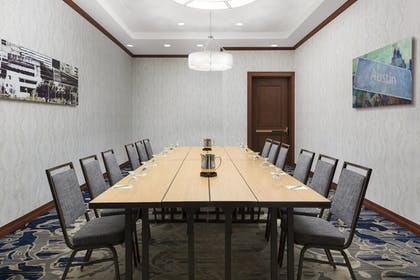 Meeting Facility | Courtyard by Marriott Austin Downtown/Convention Center