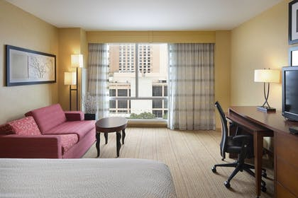 Guestroom | Courtyard by Marriott Austin Downtown/Convention Center