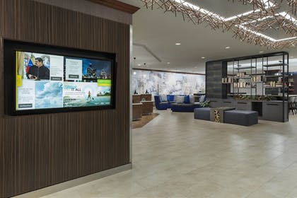 Lobby | Courtyard by Marriott Austin Downtown/Convention Center
