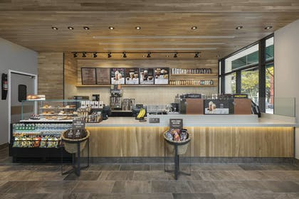 Coffee Shop | Courtyard by Marriott Austin Downtown/Convention Center