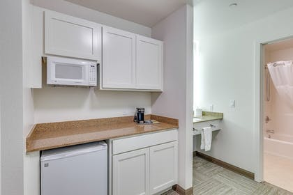 Private Kitchenette | The Marshall Suites