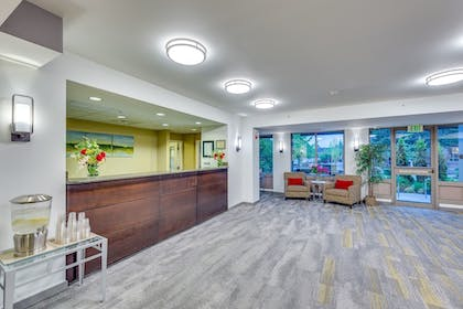 Reception | The Marshall Suites
