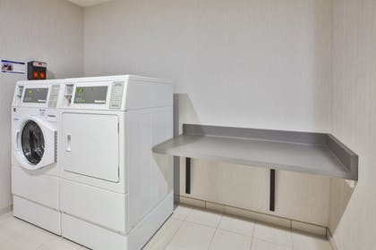 Laundry Room | Holiday Inn Express Hotel & Suites Rochester - Victor