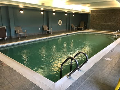 Indoor Pool | Holiday Inn Express Hotel & Suites Rochester - Victor