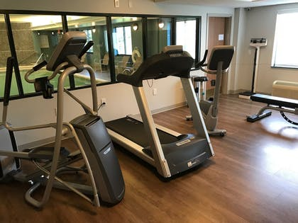 Aerobics Facility | Holiday Inn Express Hotel & Suites Rochester - Victor