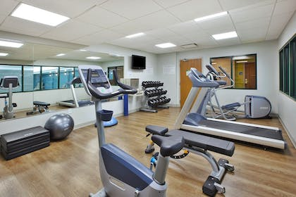 Fitness Facility | Holiday Inn Express Hotel & Suites Rochester - Victor