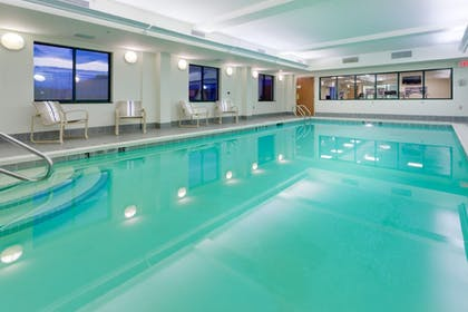 Pool | Holiday Inn Express Hotel & Suites Rochester - Victor