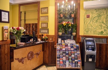 Concierge Desk | Blue Moon Boutique Hotel